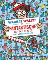 Waar is Wally? : de fantastische minibox met vergrootglas