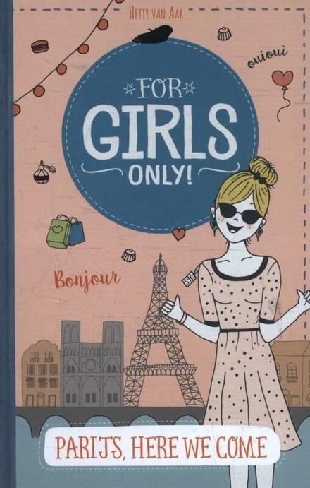 Parijs, here we come!