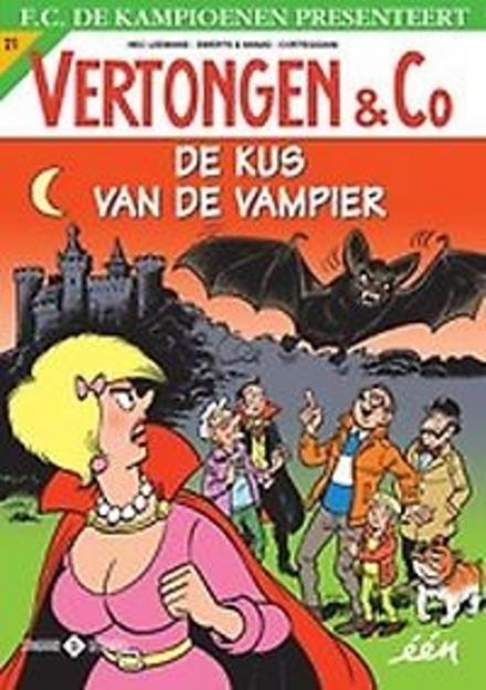 De kus van de vampier