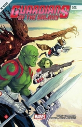 Guardians of the galaxy. 8