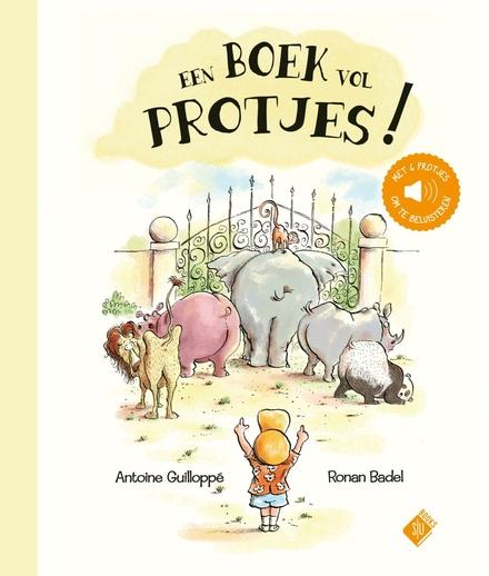 Een boek vol protjes!