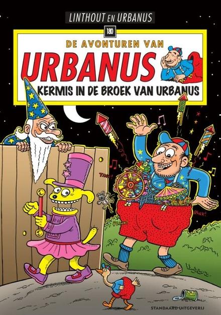 Kermis in de broek van Urbanus