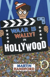 Waar is Wally? : in Hollywood