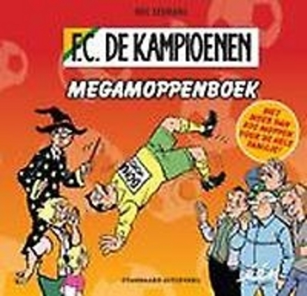 Megamoppenboek