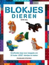 Blokjesdieren : onofficiële stap-voor-stapgids om 30 leuke Lego-diertjes te maken
