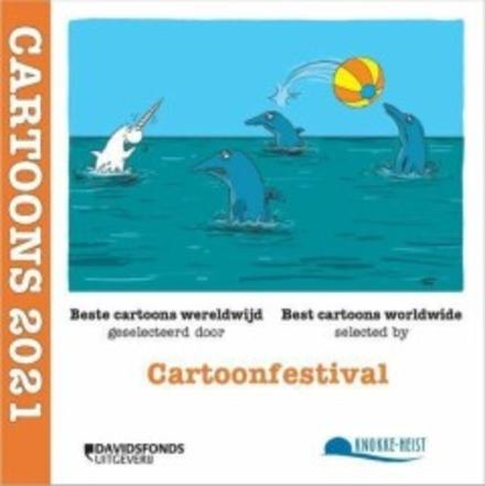 Cartoons 2021 : beste cartoons wereldwijd geselecteerd door Cartoonfestival Knokke-Heist