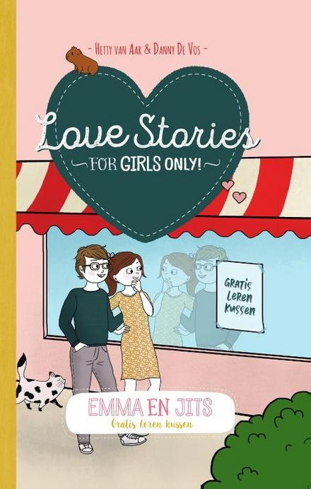 Emma en Jits : gratis leren kussen