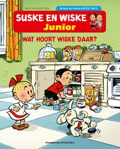 Wat hoort Wiske daar?