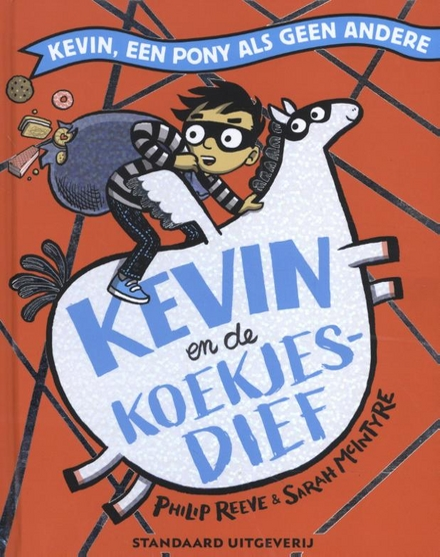 Kevin en de koekjesdief