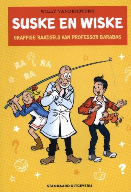 Grappige raadsels van professor Barabas