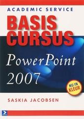 Basiscursus PowerPoint 2007