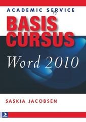 Basiscursus Word 2010