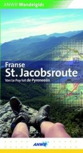 Wandelgids Franse St. Jacobsroute : van Le Puy tot de Pyreneeën