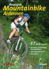 Routegids Mountainbike Ardennen : 57 MTB-routes in België.