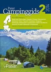 ANWB campinggids 2014. 2, Ruim 3200 campings in Nederland, Noorwegen, Zweden, Finland, Denemarken, Duitsland, Polen...
