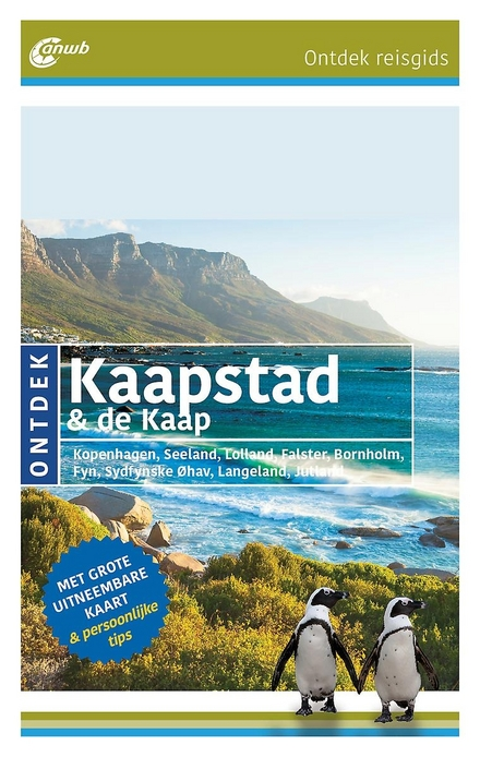 Ontdek Kaapstad & de Kaap : Tafelberg, Stellenbosch, Kaap de Goede Hoop, Camps Bay, Hermanus, Hout Bay, Muizenberg,...