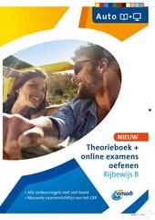 Theorieboek en online examens oefenen : rijbewijs B : auto