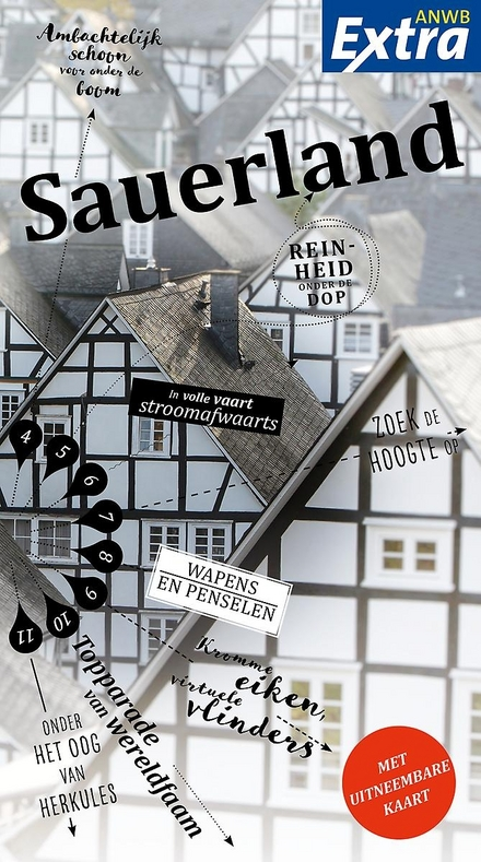 Sauerland : Waldeck, Siegen, Kassel