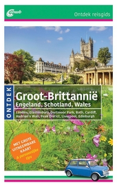 Ontdek Groot-Brittannië : Engeland, Schotland, Wales