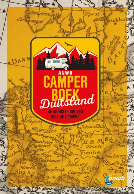 ANWB camperboek : Duitse droomroutes met de camper