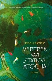 Vertrek van station Atocha : roman