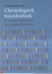 Chronologisch woordenboek : de ouderdom en herkomst van onze woorden en betekenissen