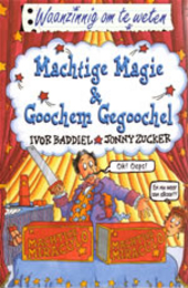 Machtige magie en goochem gegoochel