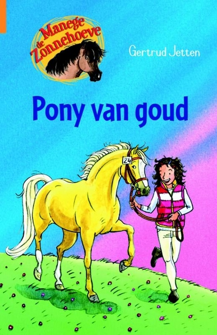 Pony van goud