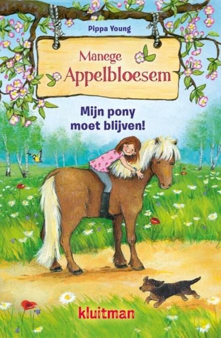 Mijn pony moet blijven!
