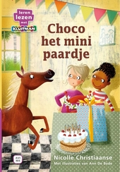 Choco het minipaardje