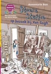 Stoere Steffie op bezoek bij van Gogh
