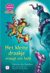 Het kleine draakje vraagt om hulp