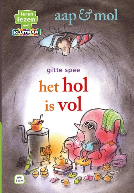 Het hol is vol