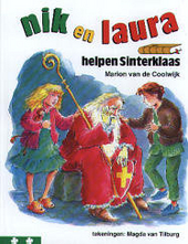 Nik en Laura helpen Sinterklaas