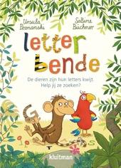 Letterbende : de dieren zijn hun letters kwijt. Help jij ze zoeken?