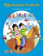Mijn leukste leesboek : voor kinderen die net kunnen lezen