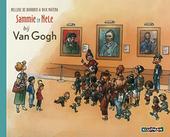 Sammie en Nele bij Van Gogh