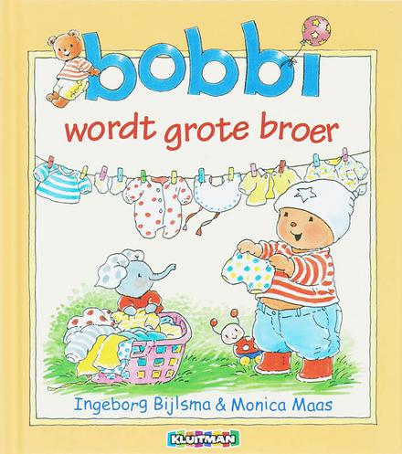 Bobbi wordt grote broer.