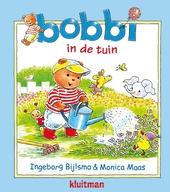 Bobbi in de tuin