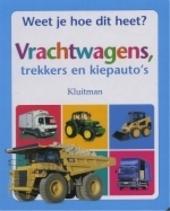 Vrachtwagens, trekkers en kiepauto's
