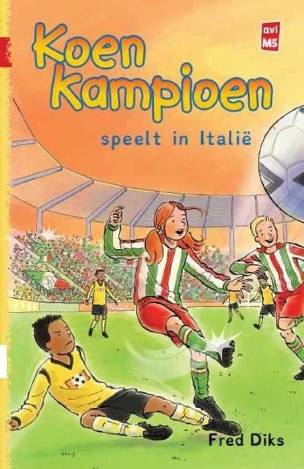 Koen Kampioen speelt in Italië