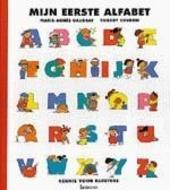 Mijn eerste alfabet