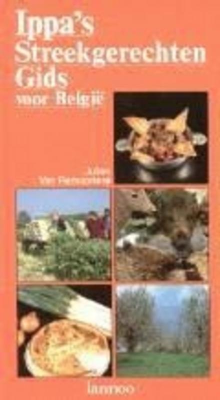 Ippa's streekgerechtengids voor België