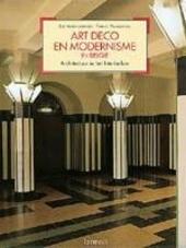 Art deco en modernisme in België : architectuur in het interbellum