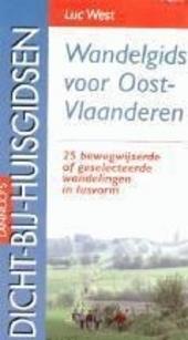Wandelgids voor Oost-Vlaanderen : 25 bewegwijzerde of geselecteerde wandelingen in lusvorm