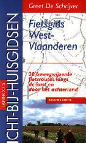 Fietsgids voor West-Vlaanderen : 20 bewegwijzerde fietsroutes langs de kust en door het achterland