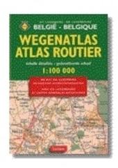 Wegenatlas : België, GH. Luxemburg : overzichtskaarten
