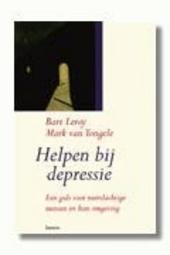 Helpen bij depressie : als je het niet meer ziet zitten : een gids voor depressieve mensen, hun omgeving en de hulp...