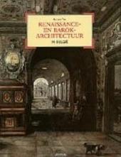 Renaissance- en barokarchitectuur in België : Vitruvius' erfenis en de ontwikkeling van de bouwkunst in de Zuideli...