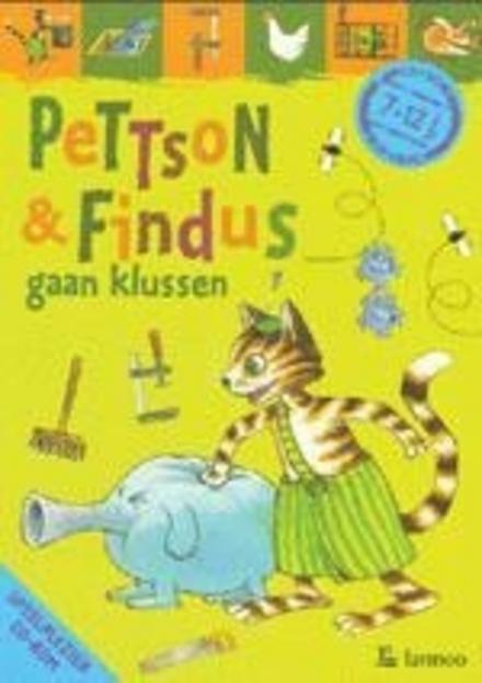 Pettson en Findus gaan klussen